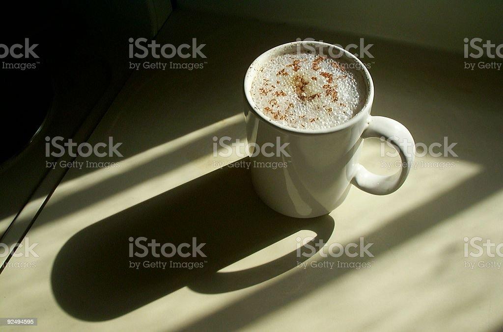 Morning Brew royalty-free stock photo
