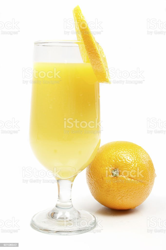 Morning Cocktail royalty-free stock photo