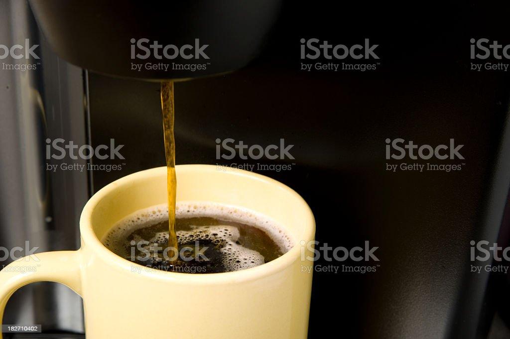 Morning Coffee. stock photo