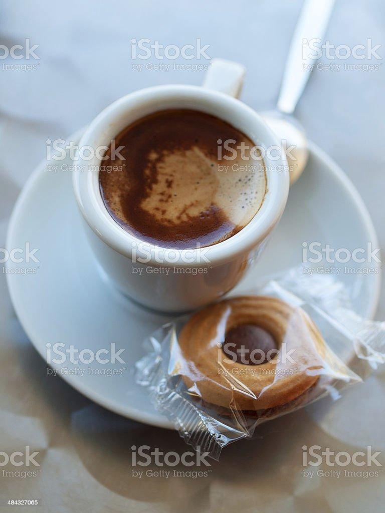 モーニングコーヒー ロイヤリティフリーストックフォト