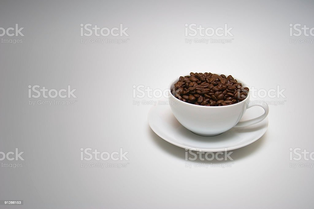 Morning Cup royalty-free stock photo
