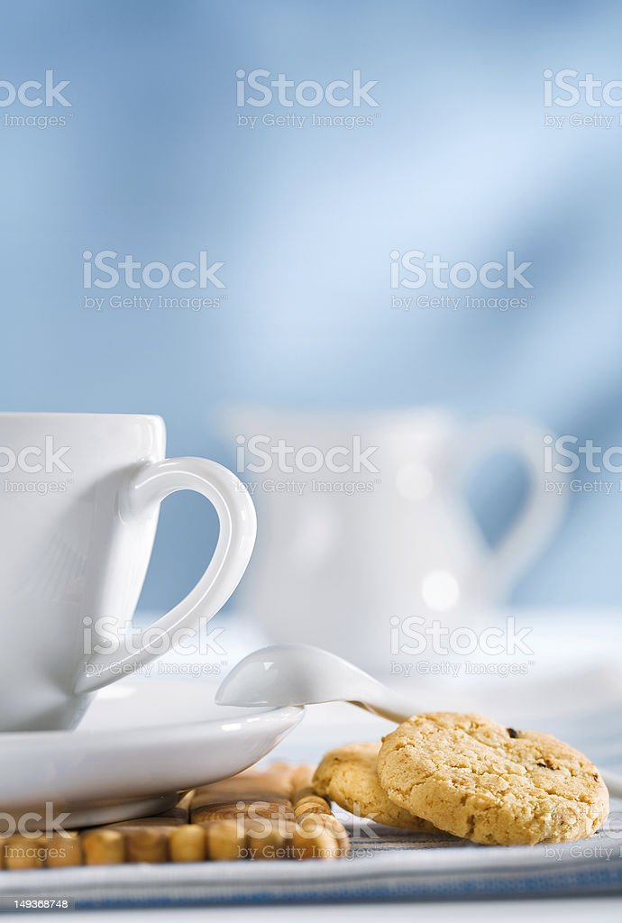 morning eat royalty-free stock photo