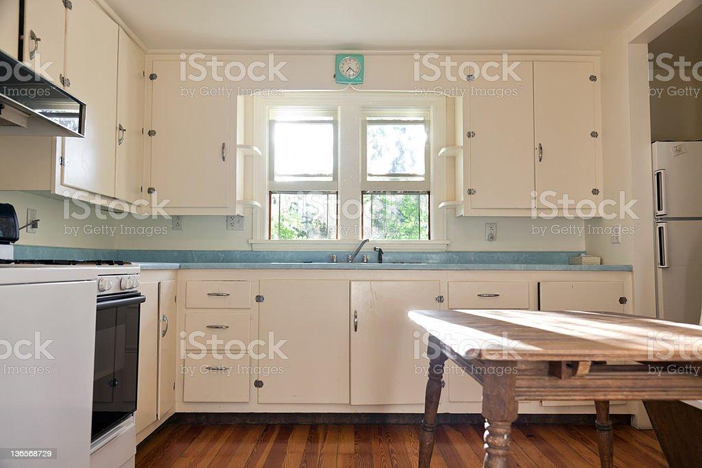 Morning kitchen stock photo