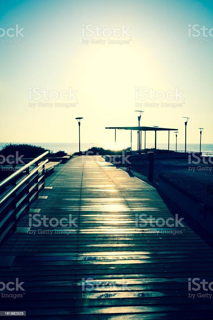 morning light stock photo