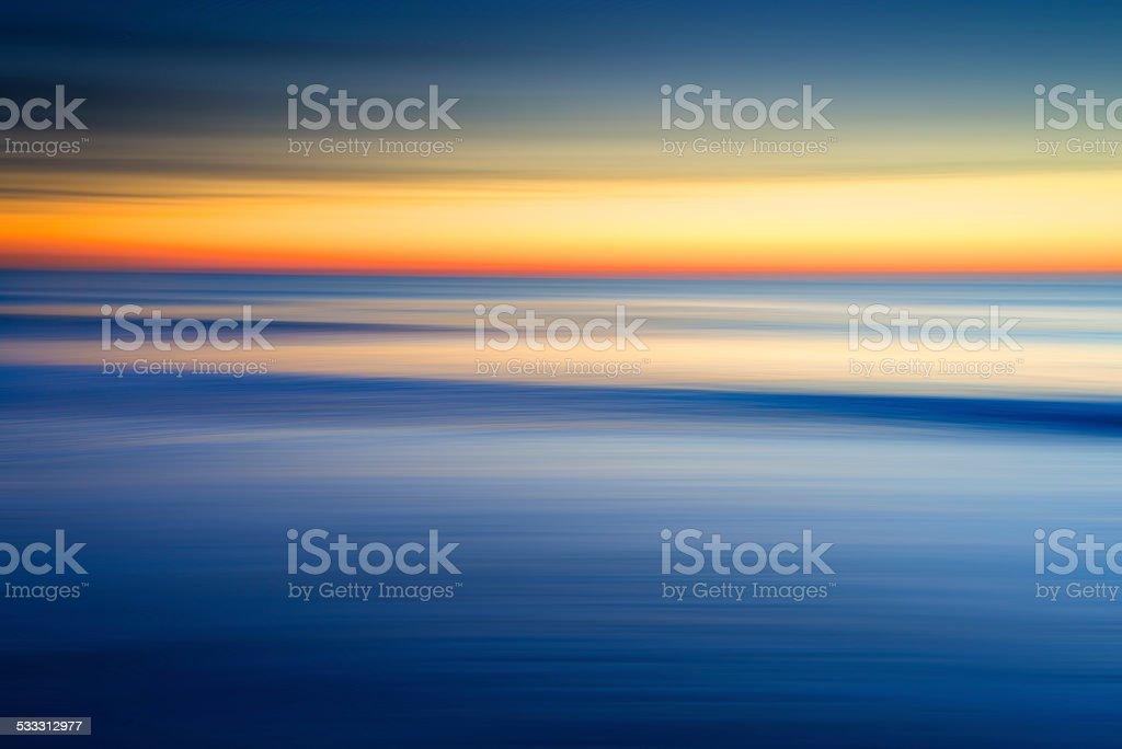 Morning Lights royalty-free stock photo