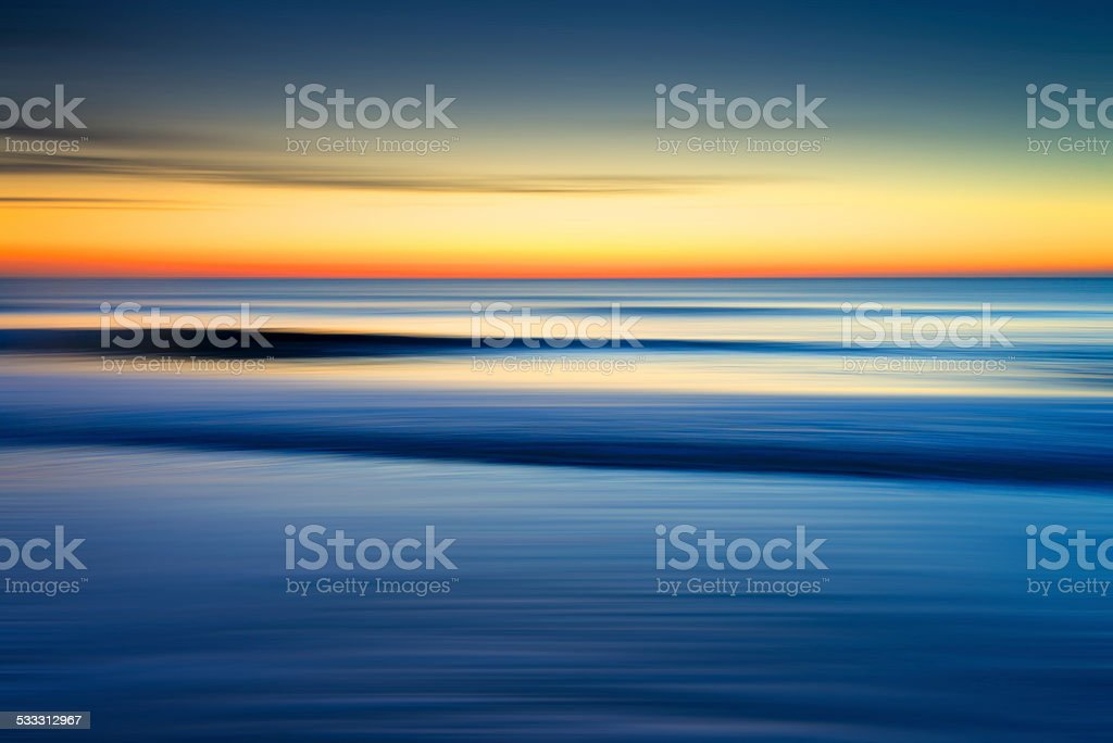 Morning Lines royalty-free stock photo