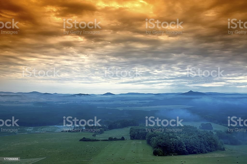 Morning prospects royalty-free stock photo