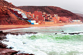 Moroccan Hotels in Sidi Ifni, Legzira  on Atlantic Coast Africa