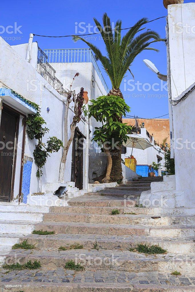 Moroccan street royalty-free stock photo