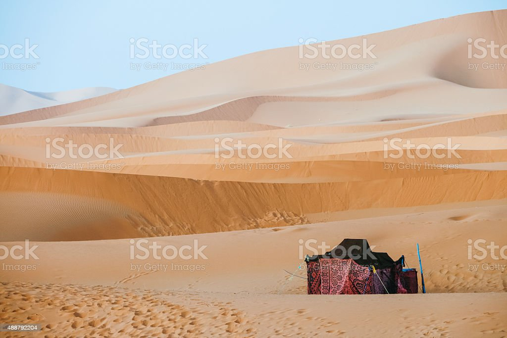 Morocco desert stock photo