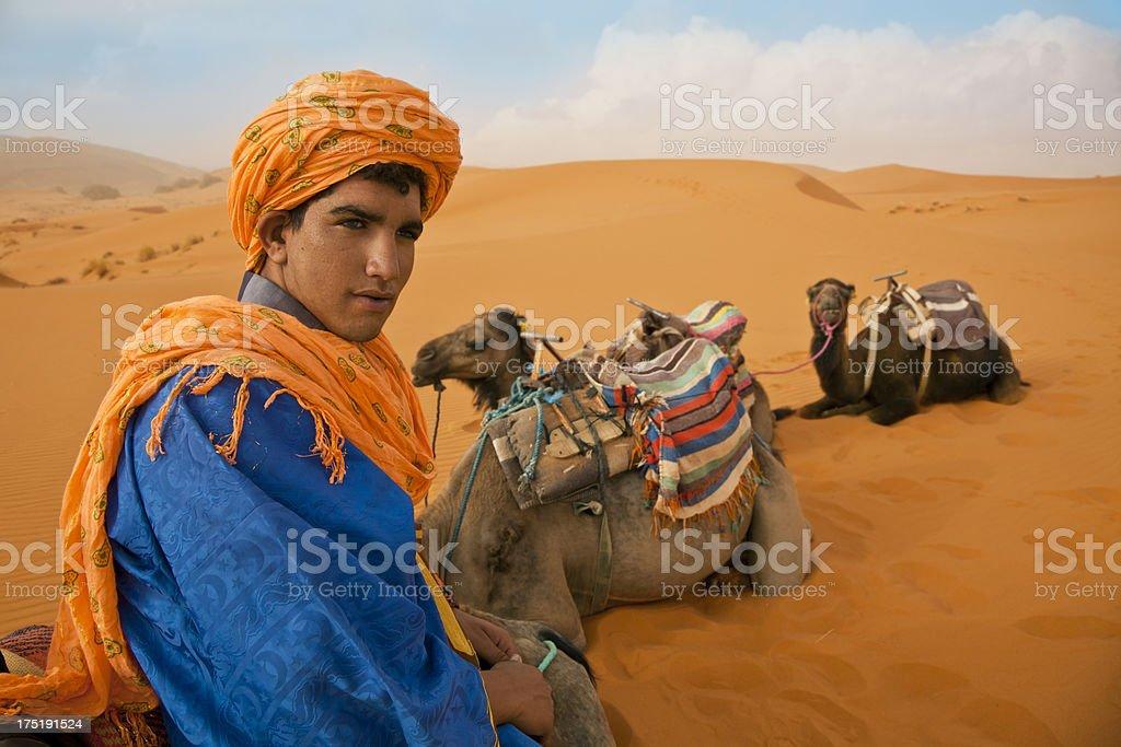 Morocco People stock photo