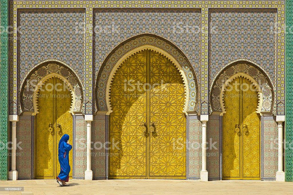 morocco stock photo