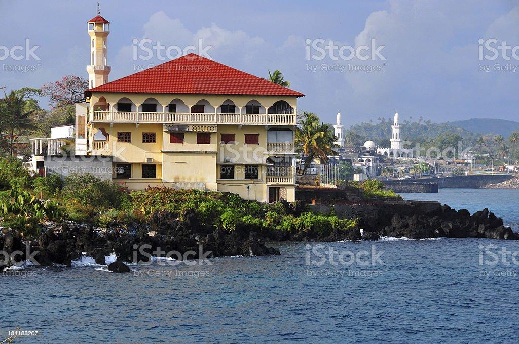 Moroni: Comoros University stock photo