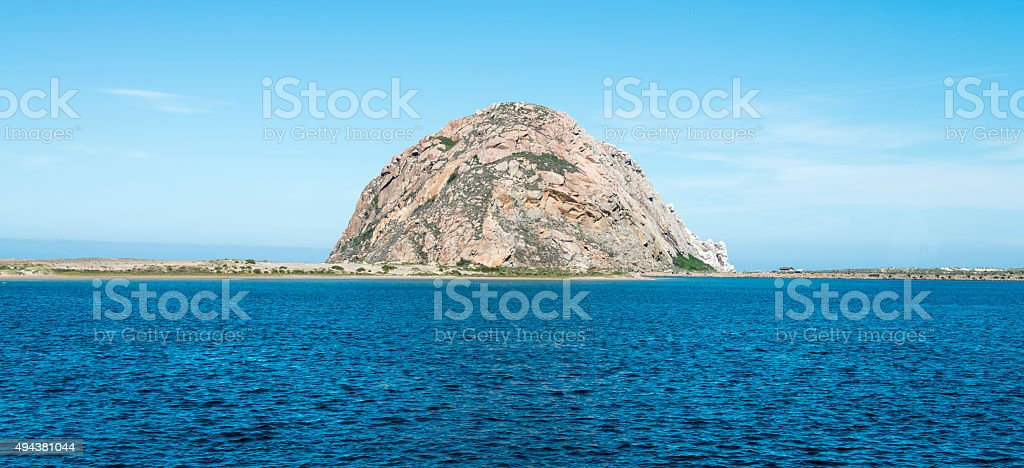 Morro Bay stock photo