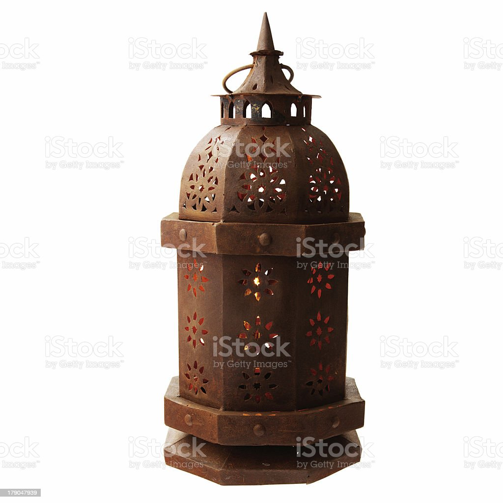 Morrocan Style royalty-free stock photo
