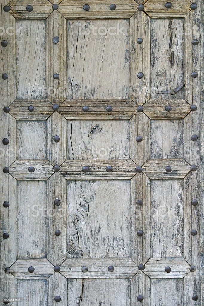 morroccan door royalty-free stock photo