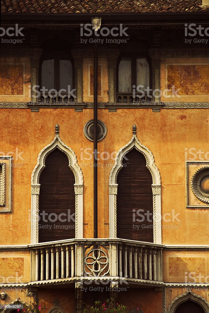 Morroccan Influence royalty-free stock photo