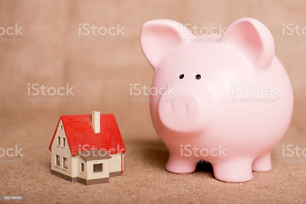 Mortgage Loan stock photo