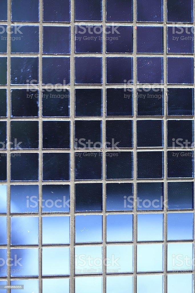 mosaic background [Modern glossy tile] royalty-free stock photo