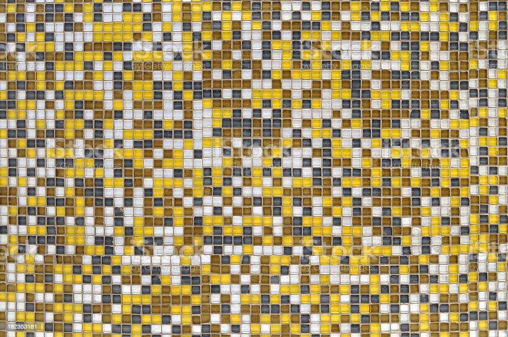 Mosaic pattern royalty-free stock photo