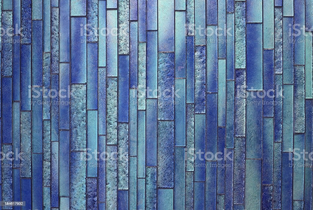 Mosaic Wall Texture Background Pattern royalty-free stock photo