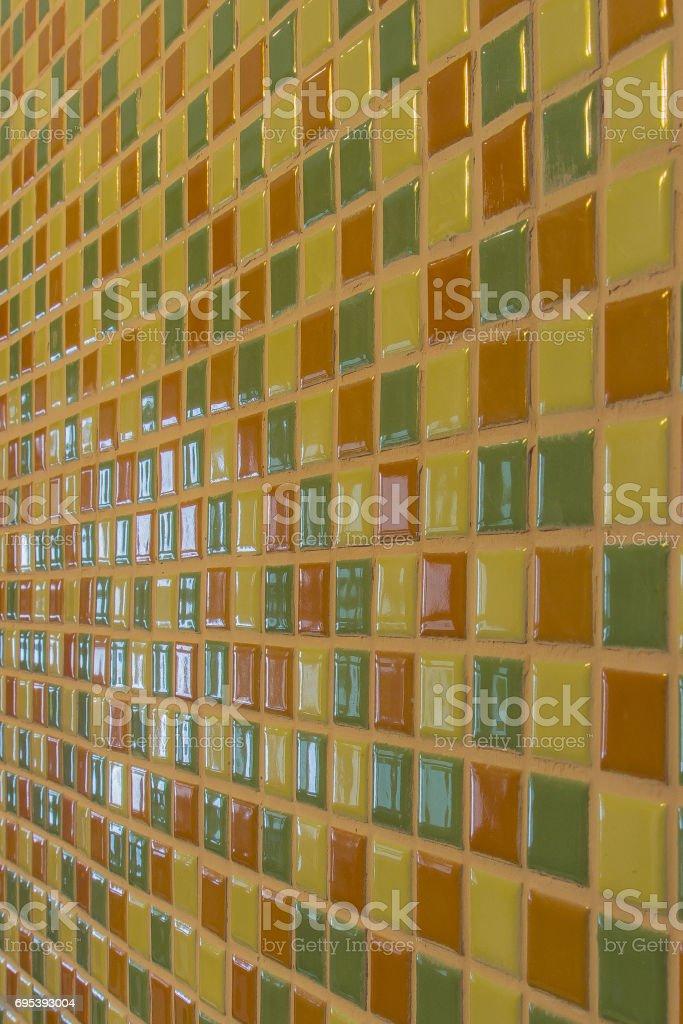Mosaics stock photo