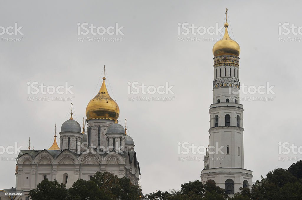 Moscow Kremlin royalty-free stock photo