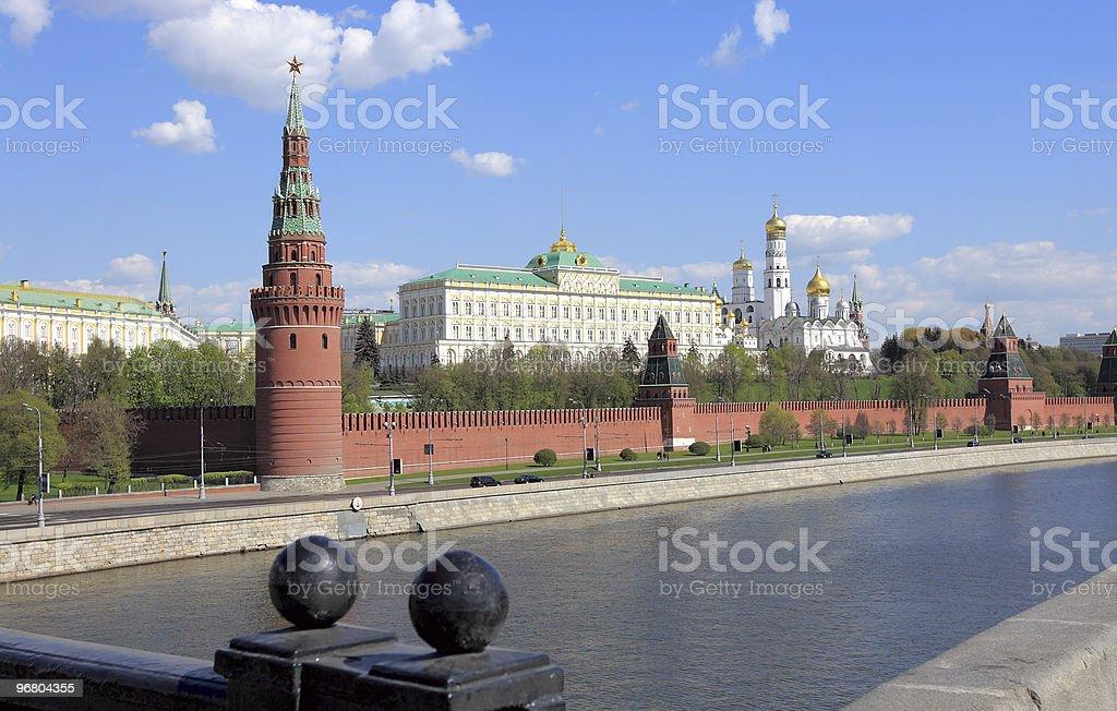 Moscow Kremlin royalty-free stock photo