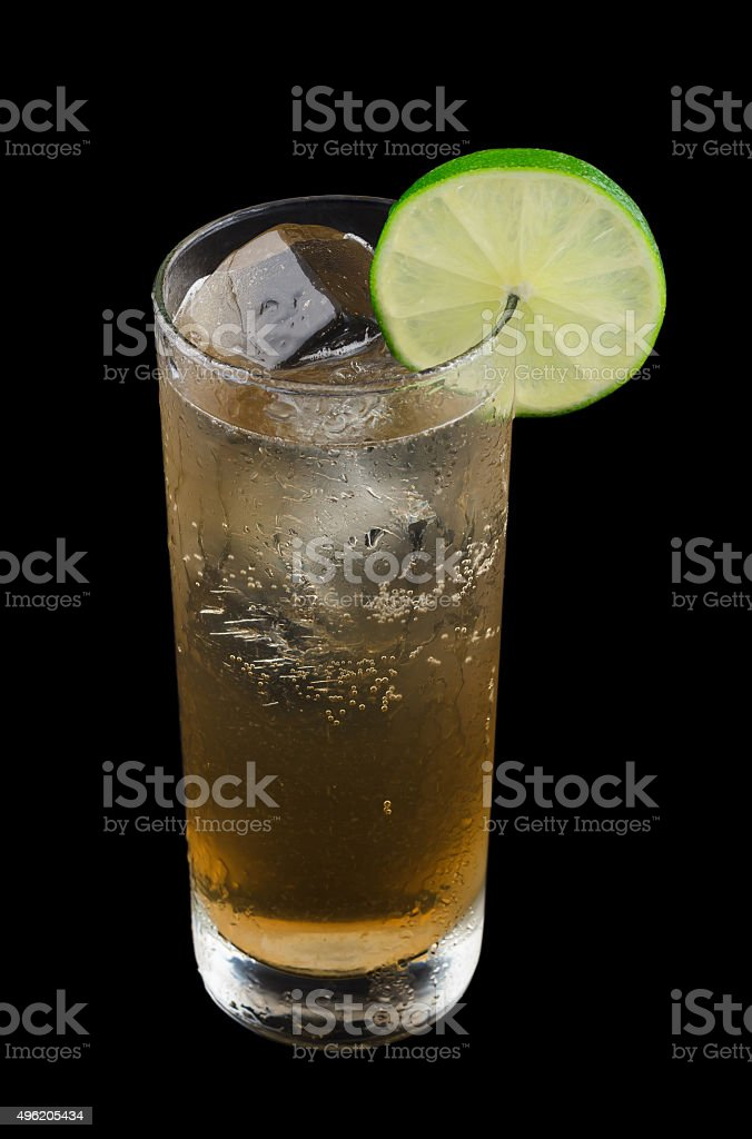 Moscow Mule Drink stock photo