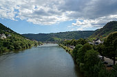 Moselle River with Cochem