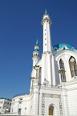 Mosque of Qolsharif. Kazan