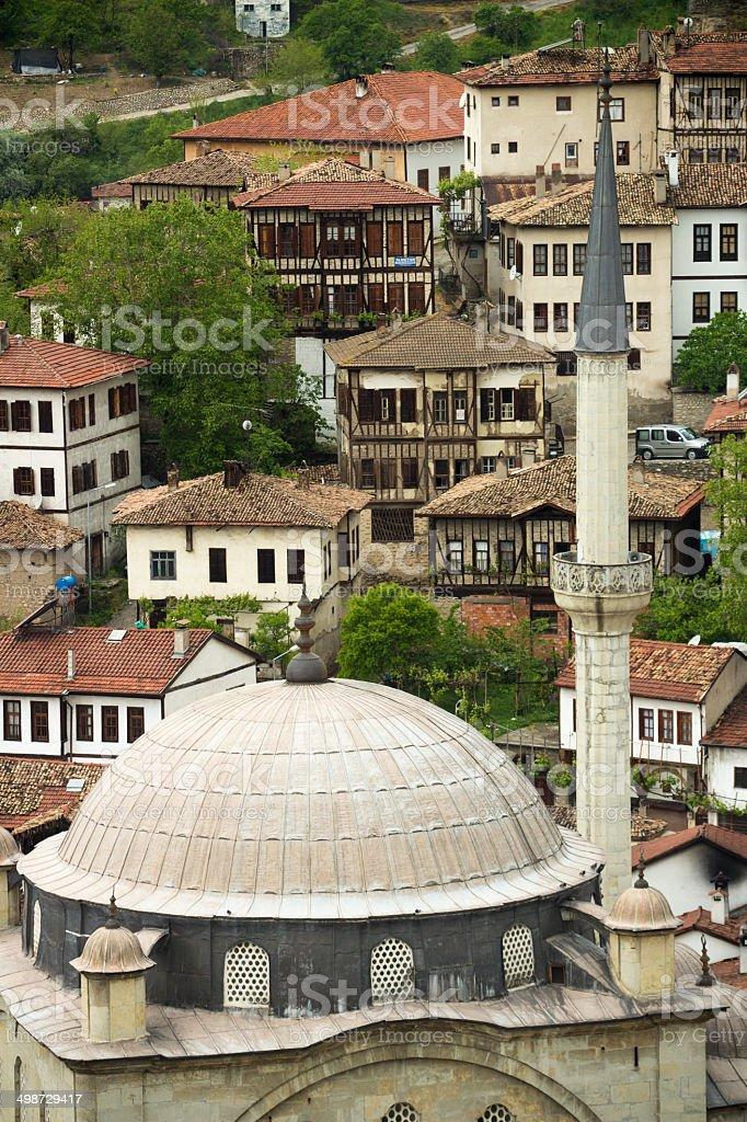 Mosque of Safranbolu royalty-free stock photo