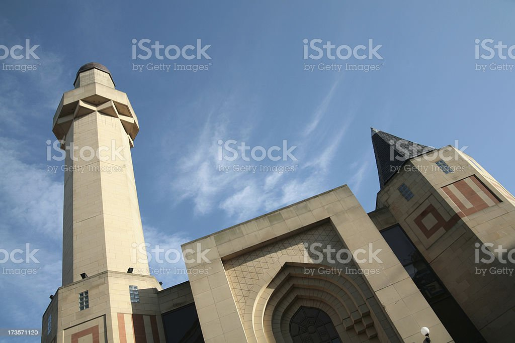 Mosque. royalty-free stock photo