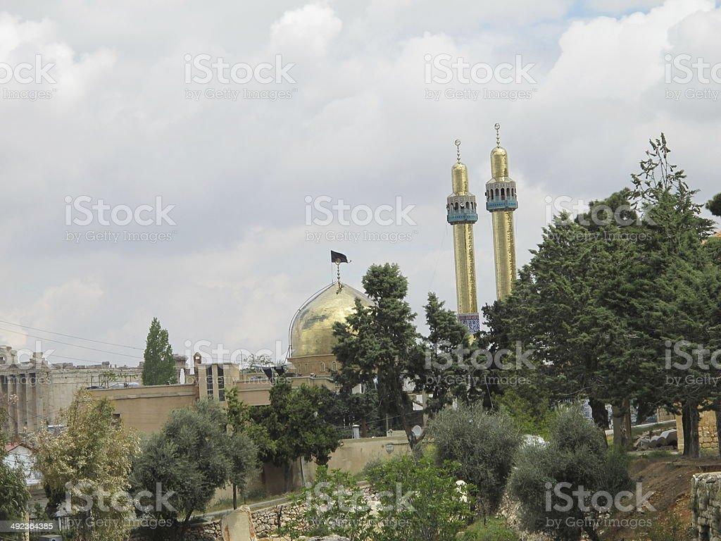 mezquita stock photo