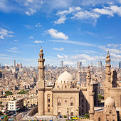 Mosque-Madrassa of Sultan Hassan ( Cairo )