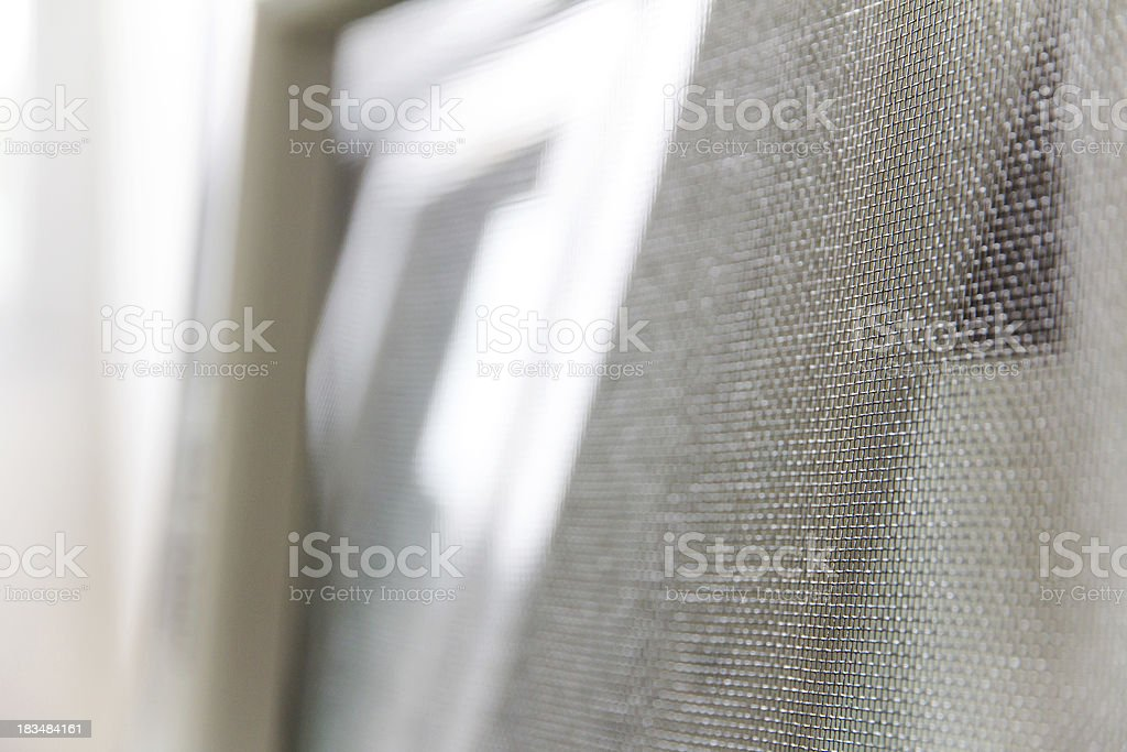 mosquito net background stock photo