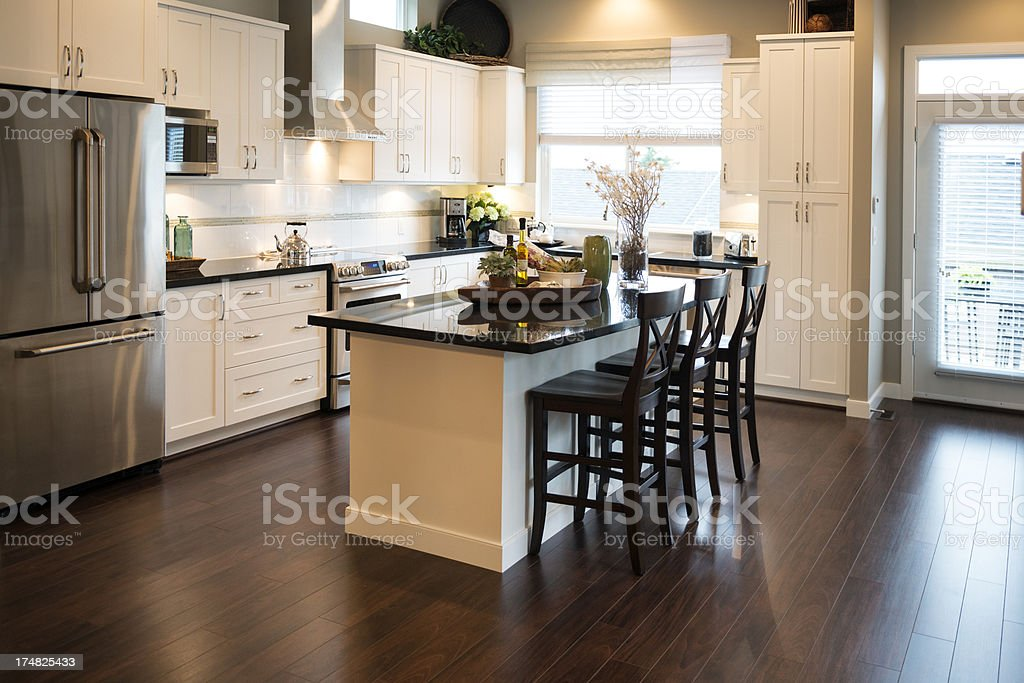 Most Excellent Kitchen royalty-free stock photo