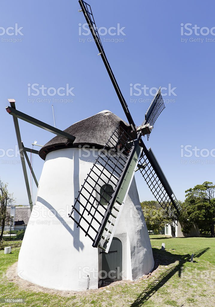 Mostert Mill stock photo