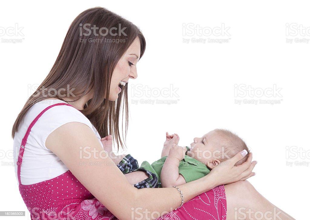 Mutter und Kind – Foto
