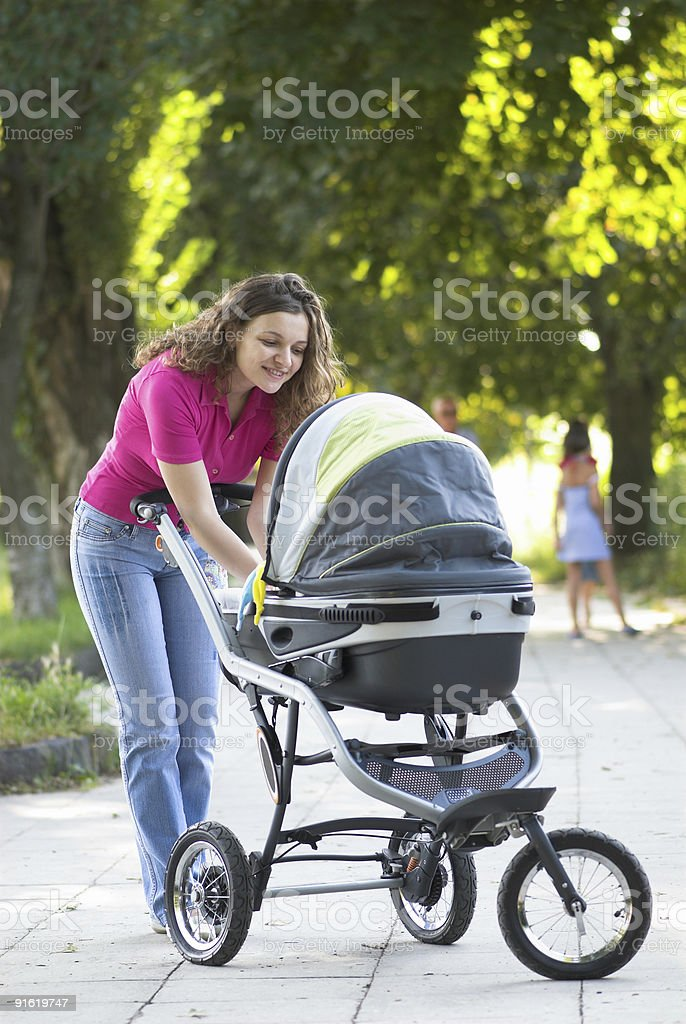 Mother care stock photo
