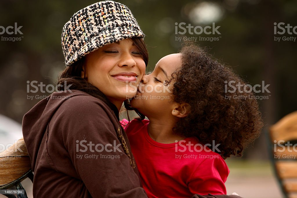 Mother & Child royalty-free stock photo