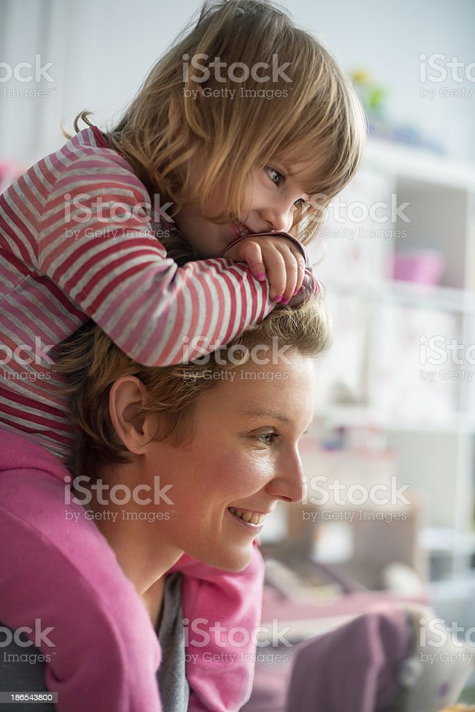 Mother Child royalty-free stock photo