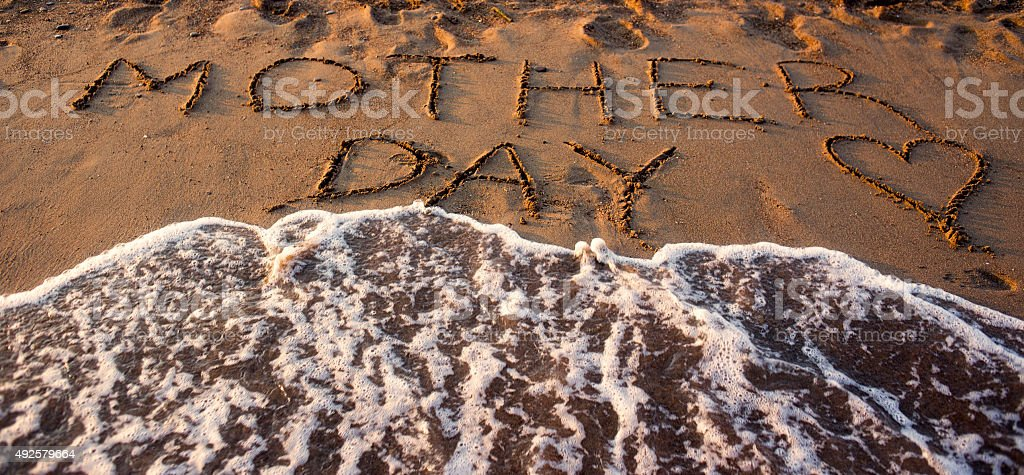 mother day stock photo