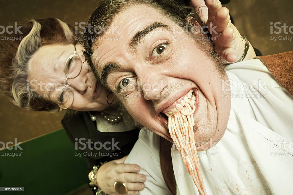 Mother Love royalty-free stock photo