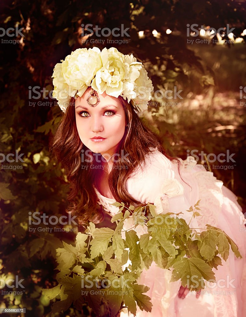 Mother Nature stock photo