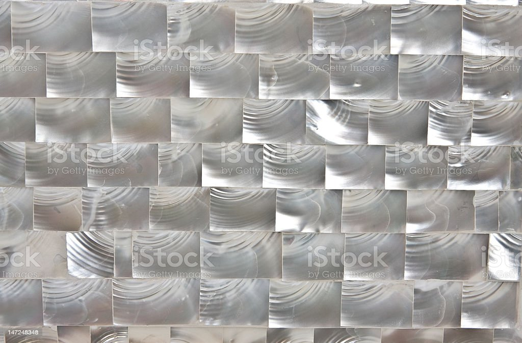 Mother Of Pearl Inlay stock photo