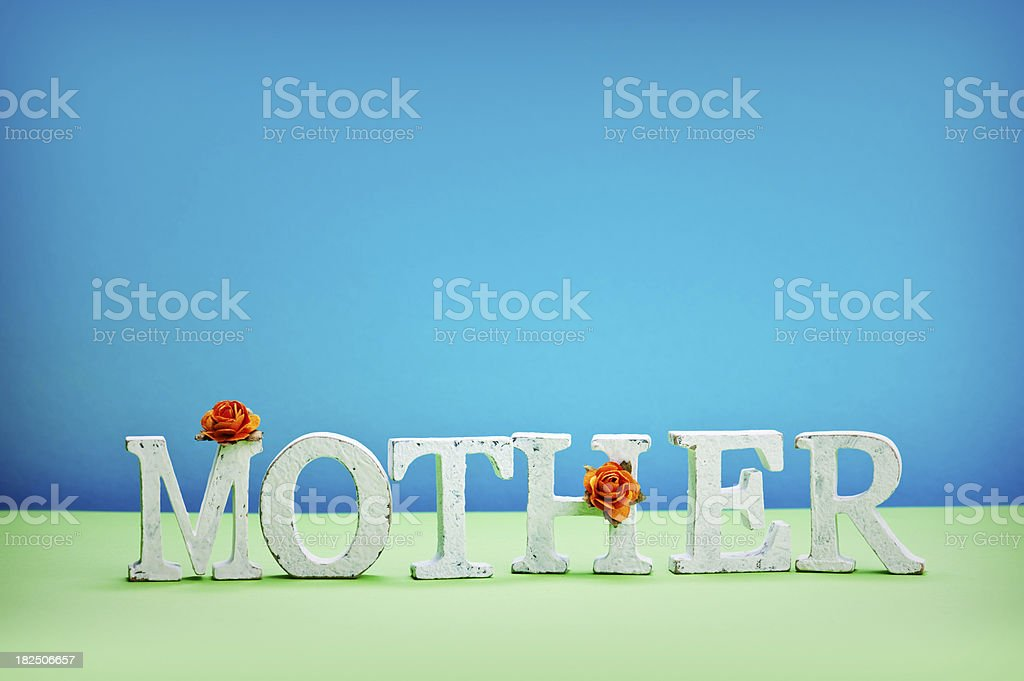 Mother royalty-free stock photo
