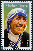 Mother Teresa Stamp
