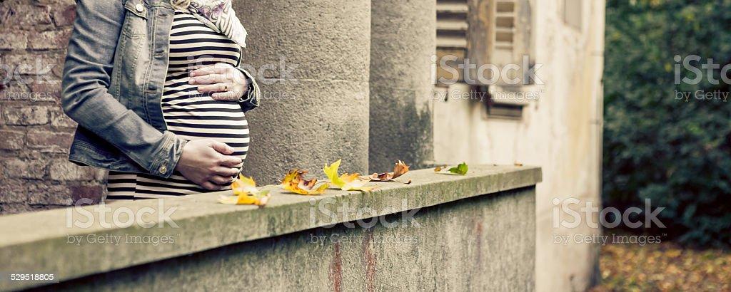 Motherhood and baby concept stock photo