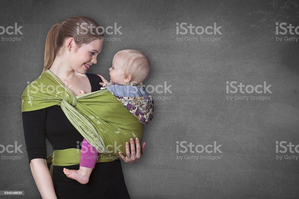 Motherhood stock photo